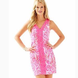 💕MAKE OFFER Lilly Pulitzer pink dress